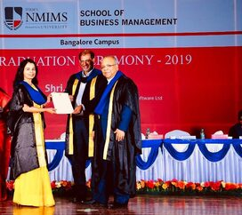 Best Teaching Faculty Award 2018-19